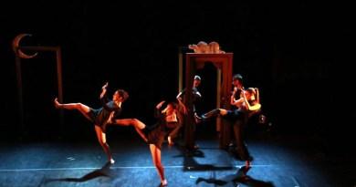 I SUONI DEL SILENZIO - una scena (compagnia Akerusia Danza)