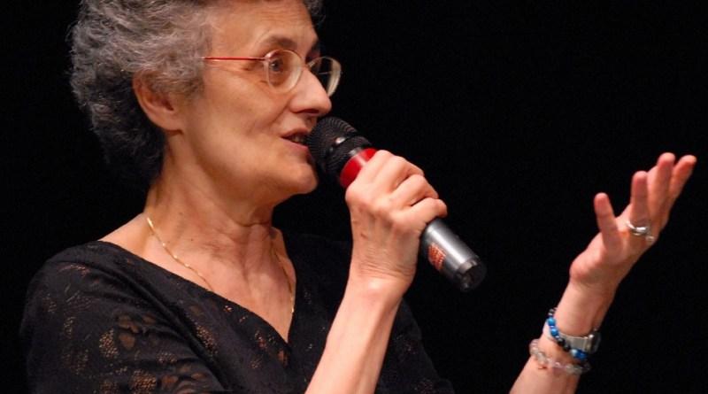 Germana Erba in palcoscenico