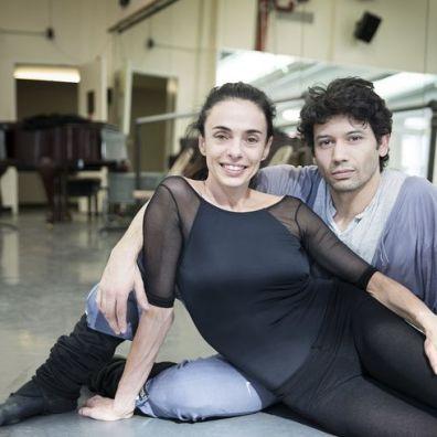 Alessandra Ferri e Herman Cornejo