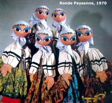 Ronde Paysanne, 1970