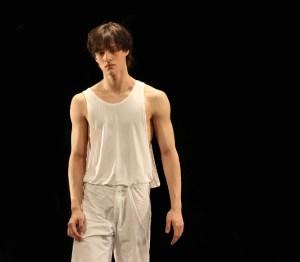 """Jacopo Bellussi in """"Matthaeus-Passion"""" di John Neumeier"""