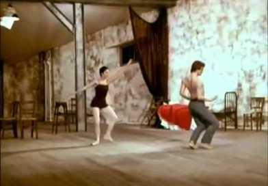 Le jeune homme et la mort di Roland Petit con Zizi Jeanmaire e Rudolf Nureyev