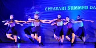 Giorgia Brixel al Chiavari Summer Dance