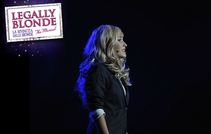 <em>Legally Blonde</em>, musical al Teatro Il Celebrazioni