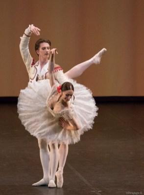 Marianela Nuñez e Vadim Muntagirov