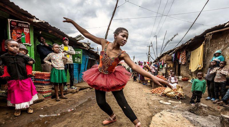 Elsy -16 anni – danzasulle punte tra le baracche di Nairobi