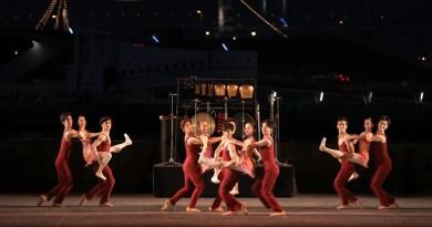 Il Tokyo Ballet ha aperto la nuova edizione del festival di Nervi