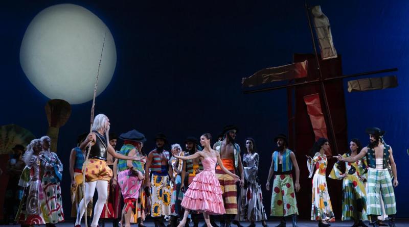 Il <em>Don Chisciotte</em> di Laurent Hilaire da Mikhail Baryshnikov all'Opera di Roma