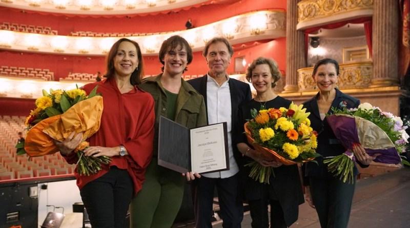 Jacopo Bellussi vincitore Premio Konstanze Vernon 2019