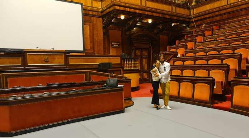 La grande danza in Senato per onorare la Signora della Danza, Carla Fracci