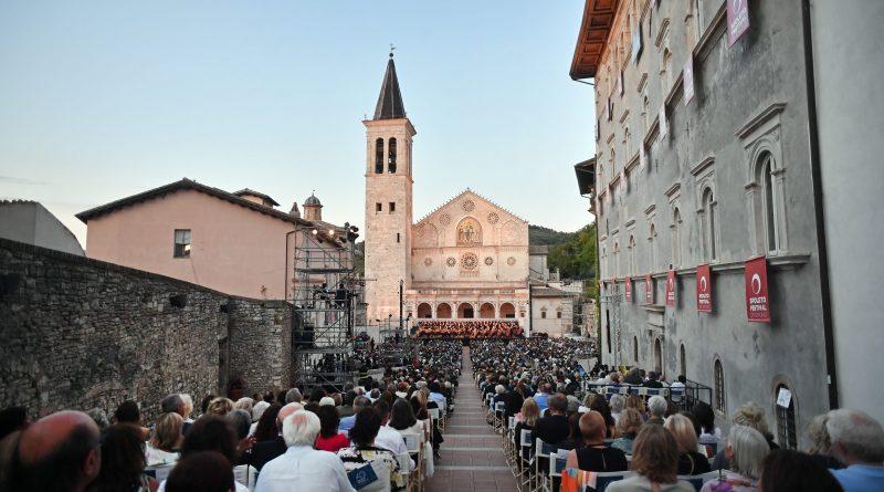 Angelin Preljocaja Danza Festival dei Due Mondi Spoleto 2021