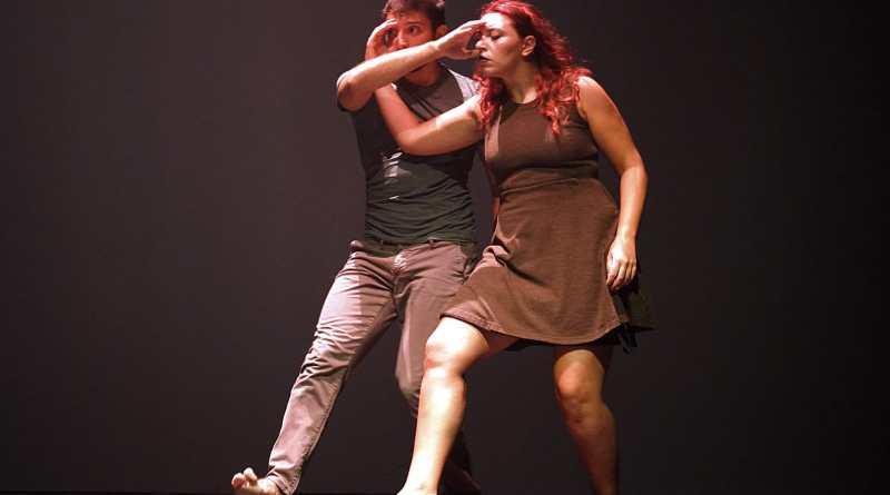 <em>Piramo e Tisbe</em> della Borderlinedanza inaugura Salerno Danza Festival 2021