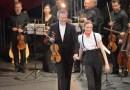 Svetlana Zakharova sul palco di Nervi per l'ultimo appuntamento con la danza