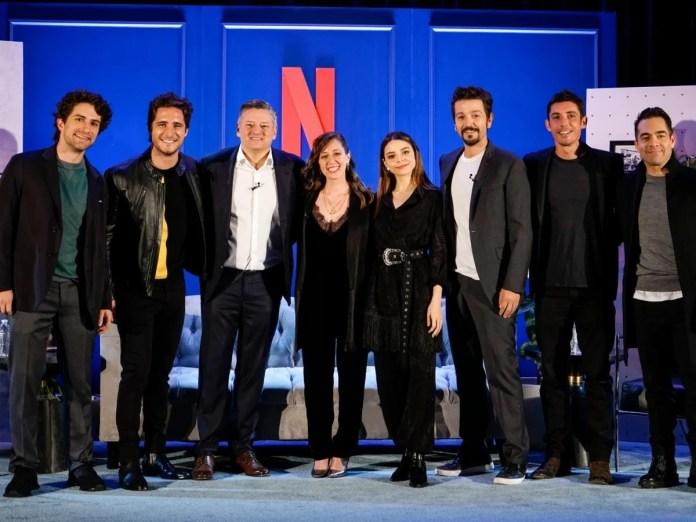 Resultado de imagen para Netflix anuncia apertura de oficina y nuevos proyectos en México