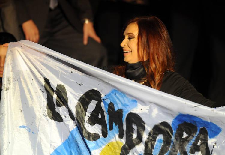 CFK-la-campora