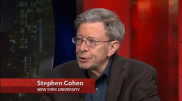Stephen Cohen-NYU