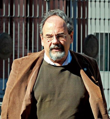 Javier Grosman, ideólogo del relato