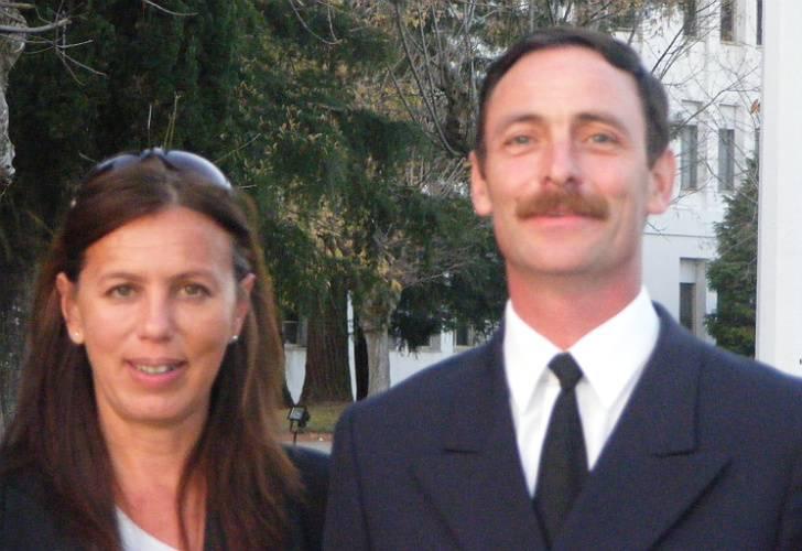 Marcelo Osvaldo Toulemonde y Sra