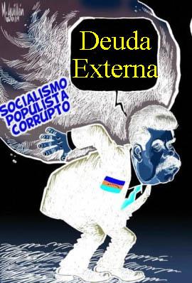 Maduro-deuda-externa