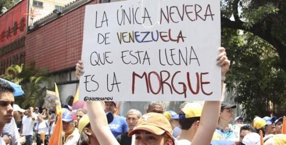 ProtestaVenezuela