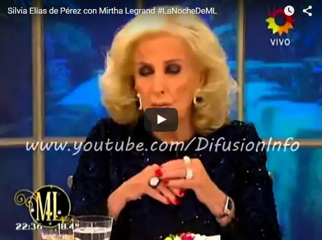 video-Mirtha-Silvia Elias de Perez