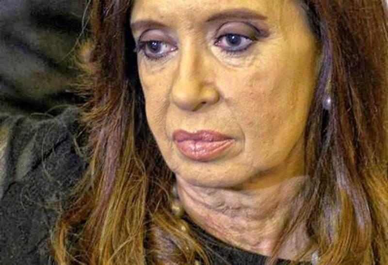 CFK cada vez más furiosa