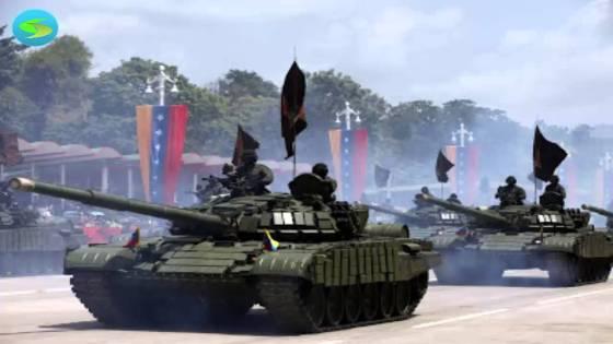Fuerzas Armadas Venezolanas-2015