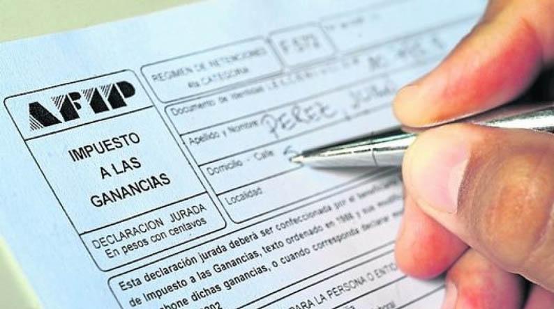 Impuesto a las Ganancias-AFIP