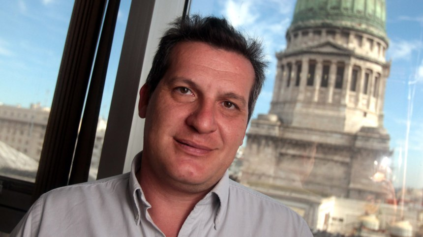 Manuel Garrido, diputado progresista