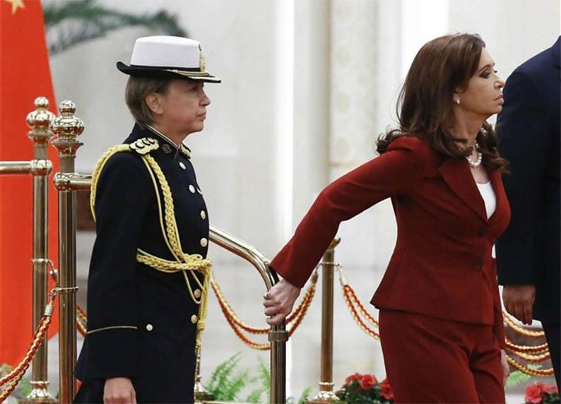 María Isabel Pansa-CFK