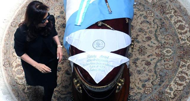 Macri es el hombre gris de la profecía de Parravicini?