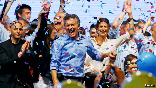 Macri-The end of populism