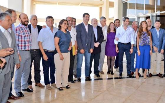 Gobernadores PJ en San Juan