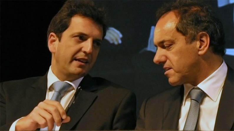 Scioli busca contacto con Massa