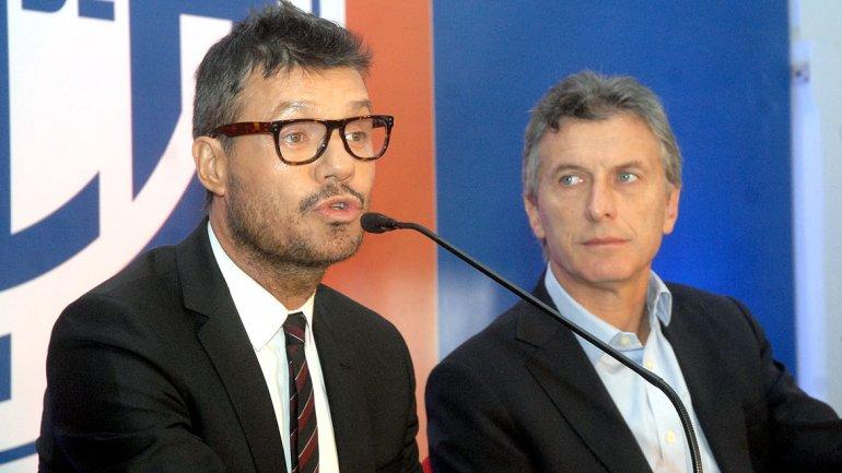 Tinelli-Macri