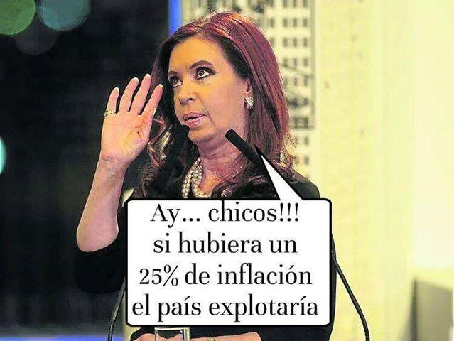 inflación CFK