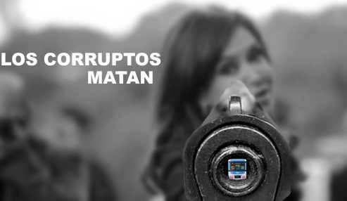 los corruptos matan
