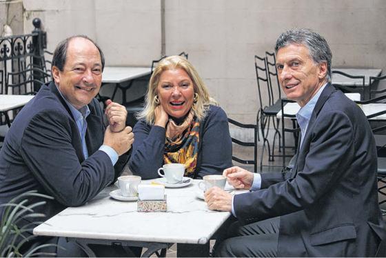 sanz-carrio-macri-cafe