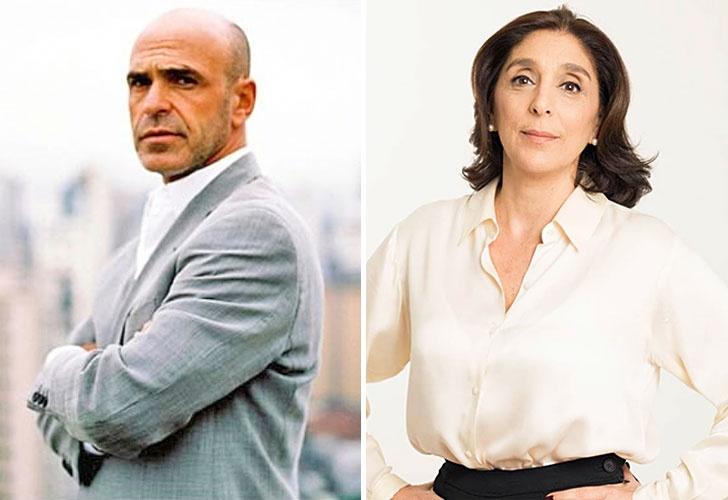 Gustavo Arribas y su segunda Silvia Madjdalani