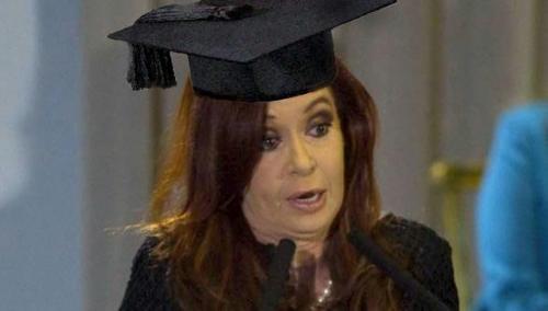 abogada Cristina Kirchner