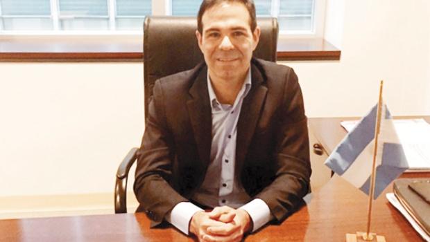 Agustín Rodríguez Grellet, EANA