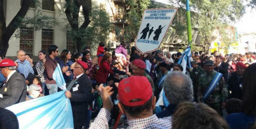 desfile Operativo Independencia