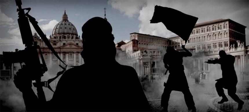 ISIS-vs-Vaticano