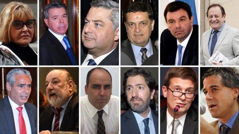 Jueces federales argentinos