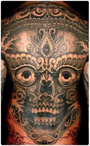 Cartina Mondo Tatuaggio.Arte Decorativo Cartina Geografica Mondo Tattoo
