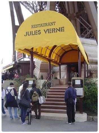 Ristoranti della Torre Eiffel