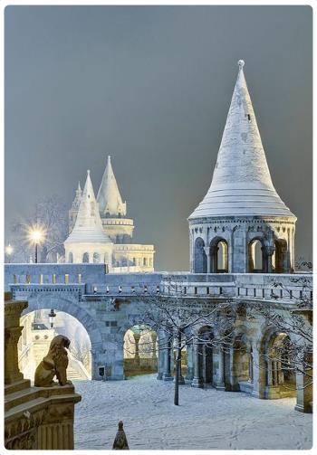 Natale Budapest  Natale a Budapest