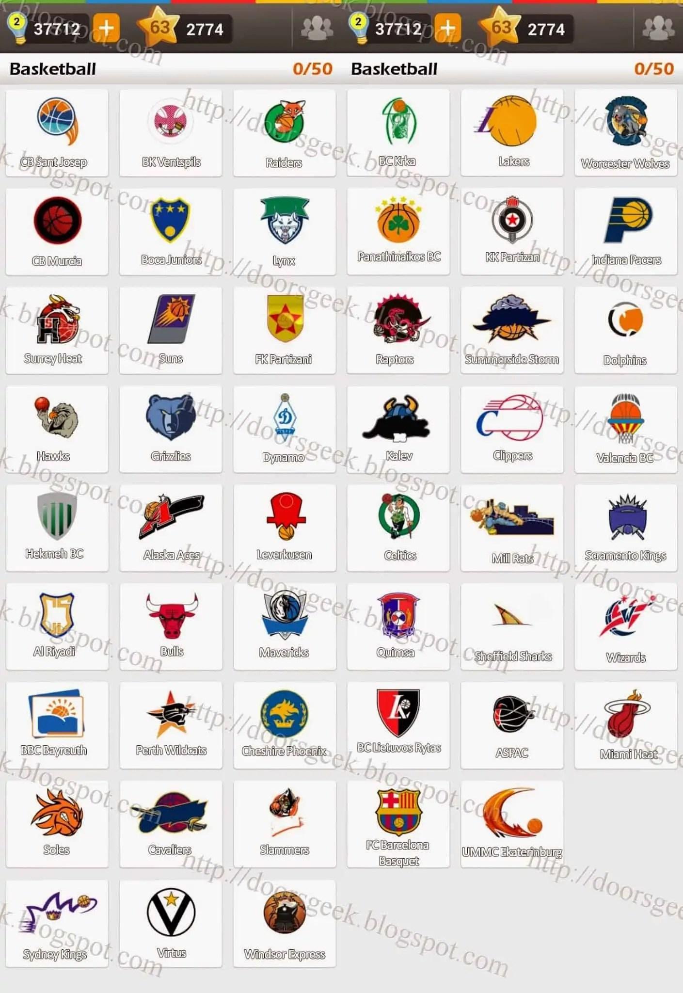 Le Soluzioni Di Logo Game Indovina Il Marchio Pacchetto Logos Aggiuntive