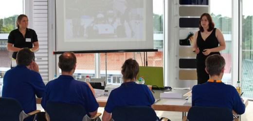Pelatihan Building Corporate Culture