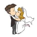Mariage d'Amandine Letot et Guy Dimanche